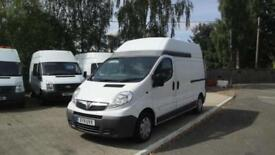 2011 VAUXHALL VIVARO 2.0 CDTI [115PS] LWB High Roof VAN