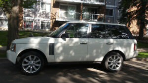 2007 Land Rover Range Rover SUV, Crossover
