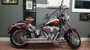2006 Harley Fat boy CVO