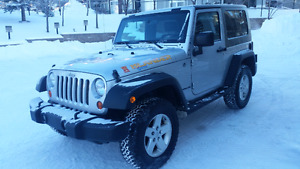 Jeep Wrangler 2 Door Low kms