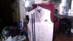 Factory cut off Authentic Harley shirt Really nice shape XXL