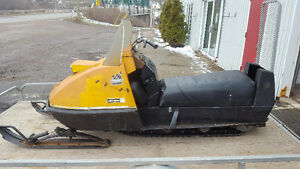 1972 Ski-Doo Olympique Single Cylinder for sale