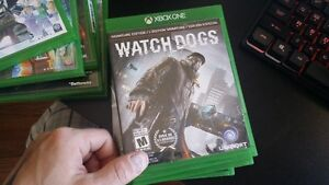 three, yes 3 Xbox one games for $30