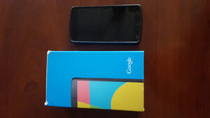 Great Condition Nexus 5 With Case & Original Packaging $200obo