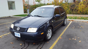 Volkswagen 2000 Jetta 2.0 GLS Sedan For Sale
