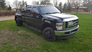 2008 Ford f350 dually lariat 4x4 tuned