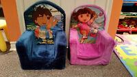 Dora & Diego Foam Chairs