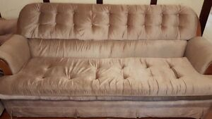 Beige Couch (2) for sale in Yorkton