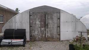Green house 21ft wide x 20 feet long  $800