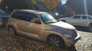2005 PT cruiser for sale (81500 kms)