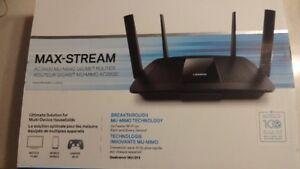 LINKSYS AC2600 Max-Stream MU-MIMO Gigabit Router