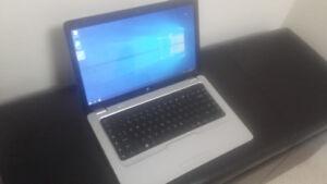 Laptop HP G62 Pentium Dual-Core CPU T4500 2.3Ghz USED