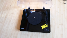 Ion air play record player bluetooth. . . . . . . . . . . .