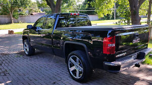 22 inch Dub Baller rims and rubber London Ontario image 3