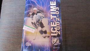 Tampa Bay Lightnings 2002-2003 book