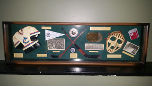 Canuck display case