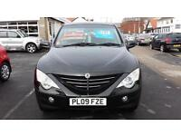 2009 SSANGYONG ACTYON A200 XDi 2.0 Diesel From GBP4,995 + Retail Package