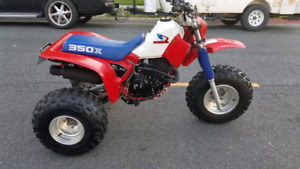 Looking For Dead Or Alive Honda ATC 200x 250r 350x