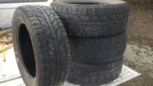 245/60r18 cooper weather master Tires