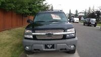 2002 Chevrolet Avalanche Cladding Pickup Truck