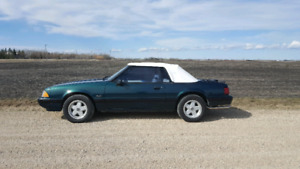 1990 Ford Mustang GT LX 5.0L