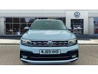 2019 Volkswagen TIGUAN ALLSPACE 2.0 TDI R-Line 5dr Diesel Estate Estate Diesel M