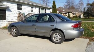 2004 Chevrolet Cavalier Sedan as is. Sarnia Sarnia Area image 1
