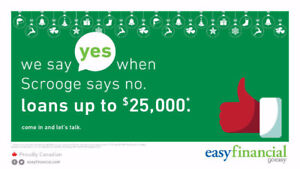 Easyfinancial - Loans from $500-$25000