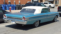 1963 ford galaxie 500 xl extremely clean