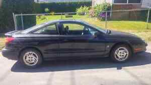 1998 Black Saturn L-series $600 OBO