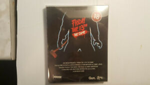 Friday the 13th Game Machete Steelbook Kickstarter PS4 *NEW*