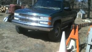 1998 Chev Truck for sale or for parts