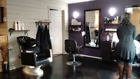 Looking for another awesome hair stylist to add to our team