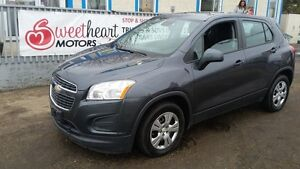 2013 Chevrolet Trax LS   1000.00 GAS CARD  TWO  DAY SALE 90 DAY
