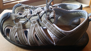 ALPINE SHOES, SIZE 7. High quality.  Wore once