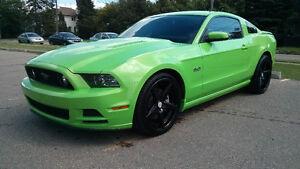 2014 Ford Mustang GT 5.0L Coupe 6-Speed Manual