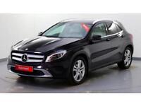 2014 Mercedes-Benz GLA Class 2.1TD GLA200 CDI SE Premium Diesel purple Automatic