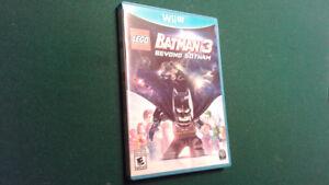 Lego Batman 3 | Wii U