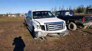 2010 F150 for sale as whole for parts