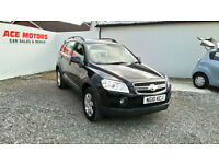 2010 CHEVROLET CAPTIVA 2.0 VCDi 4X2 LT ESTATE ONLY 46000 MILES WITH FSH,