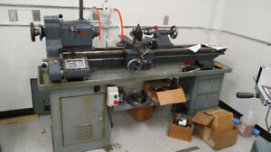 Clausing/Atlas 12x48; Lathe, Fully Loaded