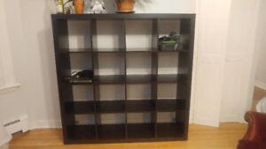 Black Ikea Bookshelf