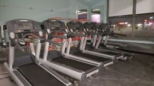 Life Fitness Integrity Series COMMERCIAL Treadmills-GREAT SHAPE