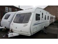 STERLING ECCLES JEWEL FIXED BED 4 BERTH 2007