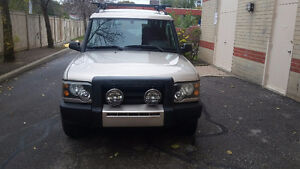 2003 Land Rover Discovery S Wagon