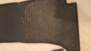 MERCEDES C-300 (2014) floor mats