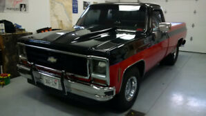 1974 Chevrolet C10 Reduced