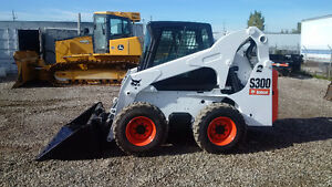 S300 Bobcat Skid steer