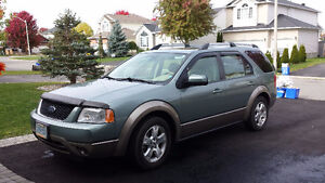 2005 Ford FreeStyle/Taurus X SEL Wagon