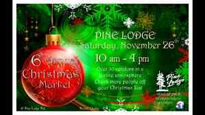 Holiday Craft show - Pine Lodge Gatineau Ottawa / Gatineau Area image 1